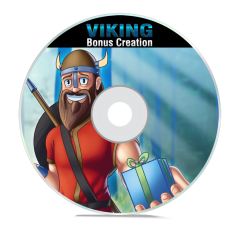 Viking Bonus Creation ( Ebook + Audios + Videos )