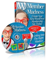 Wordpress Member Madness