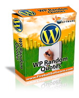 WP Random Quotes Plugin