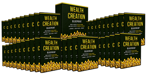 Wealth Creation Blueprint ( Videos Pack 2 0f 2 )