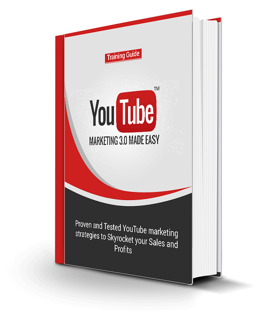 YouTube Marketing 3.0 Made Easy ( ebook & videos & audios )
