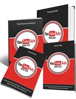 YouTube Ads Made Easy Book & Videos & Audios