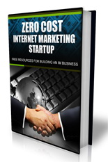 Zero Cost Internet Marketing Startup