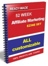 Affiliate Marketing Ecourse