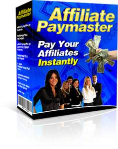 Affiliate Paymaster - Software
