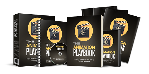 Animation Playbook Advanced ( Videos & audios )