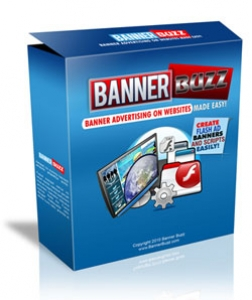 Banner Buzz Platinum (Rebrandable Software)
