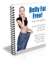 Belly Fat Free Newsletter