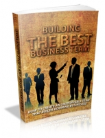 Building The Best Business Team