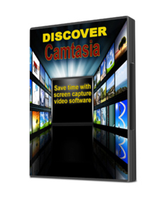 Discover CAMTASIA tutorial ( videos )