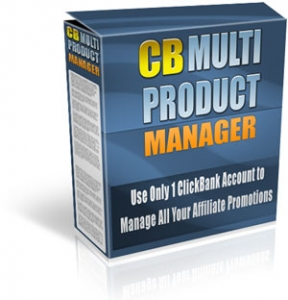 ClickBank Multi Product Manager (script)