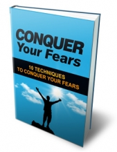 Conquer Your Fears