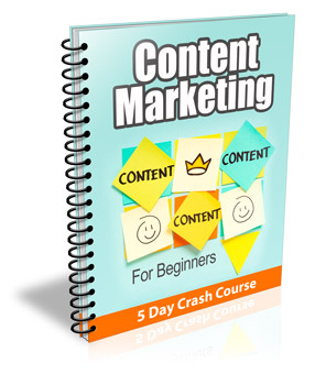 Content Marketing For Beginners ( Ecourse Newsletter )