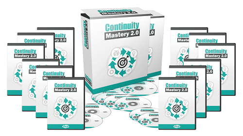 Continuity Mastery 2.0 ( Videos )