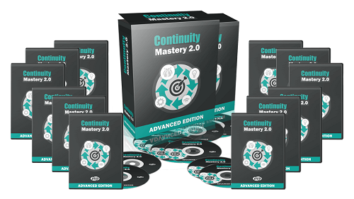 Continuity Mastery 2.0 Advanced ( Videos )