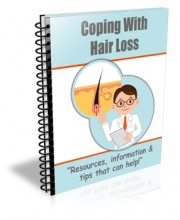 Cope with Hair Loss (e-course)
