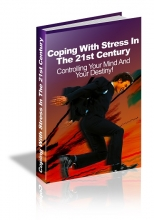 Coping With Stress In 21st Century