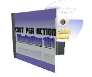 Cost Per Action Marketing 101 (eBook+Videos) by Matt Bush