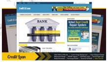 Credit Loan Instant Niche Blog