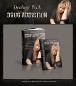 Dealing With Drug Addiction eBook & Template