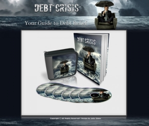 Debt Crisis Template and eBook