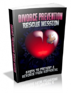 Divorse Prevention Rescue Mission