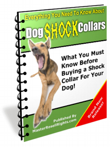 Dog Shock Collars