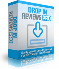 Drop In Reviews PRO - Software