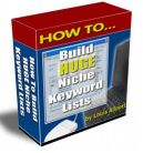 How to Build Huge Niche Keyword List