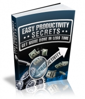 Easy Productivity Secrets