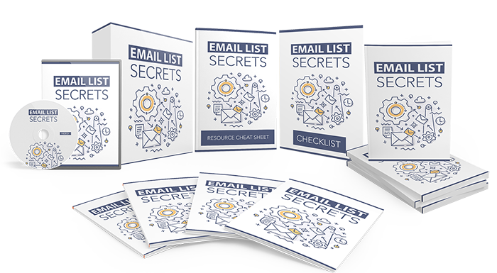 Email List Secrets ( Ebook & Videos )