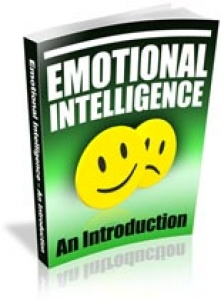 Emotional Intelligence An Introduction