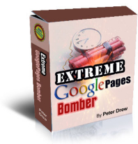 Extream Google Pages Bomber