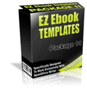 EZ Ebook Template Package 11