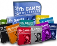 Facebook Game Apps Wholesaler Vol. 5