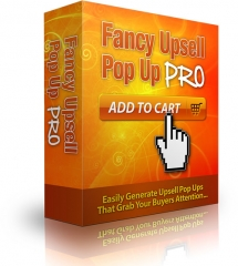 Fancy Upsell Popup Pro Software