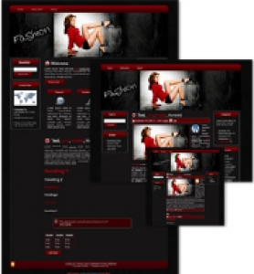Fashion WordPress Theme 3