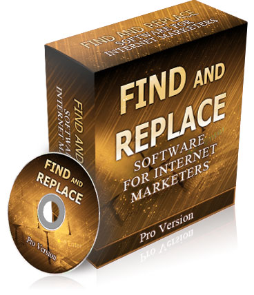 Find And Replace (portable software)