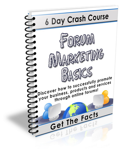 Forum Marketing Basics Course
