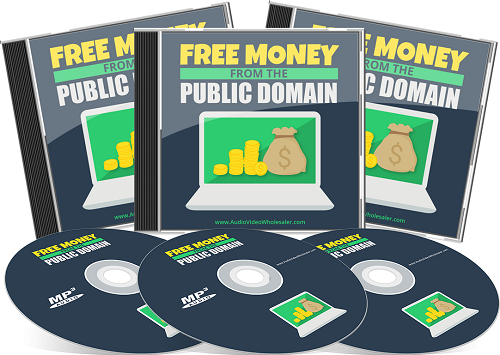 Free Money From The Public Domain ( Audios )