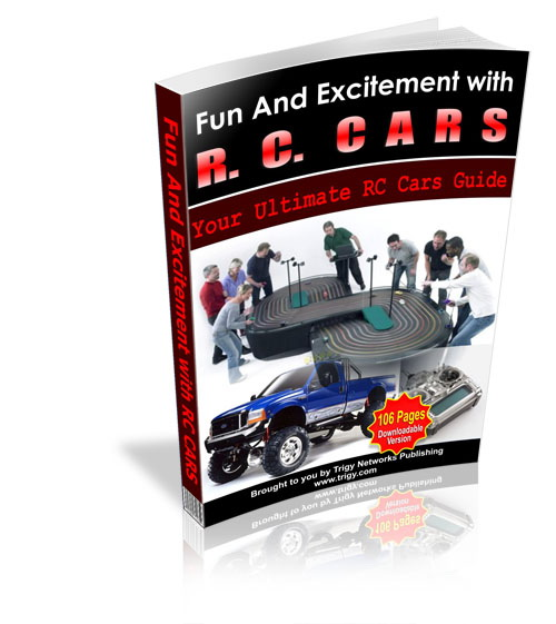 Fun And Excitement with R. C. Cars