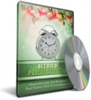 Get Rid Of Procrastination (MP3 Audio)