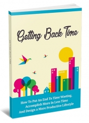 Getting Back Time (eBook)