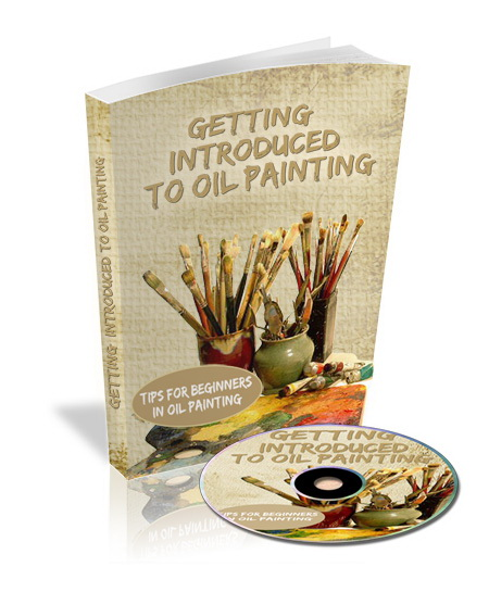 Getting Introduced To Oil Painting (eBook & Audio Book)