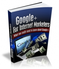 Google Plus Internet Marketers