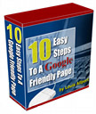 10 Easy Steps to a Google Friendly