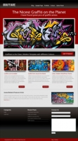Graffare Wordpress Theme