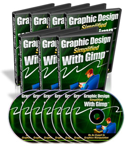 Graphic Design Simplified With GIMP (Video)