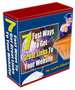 7 Fast Ways to Get Great Links to