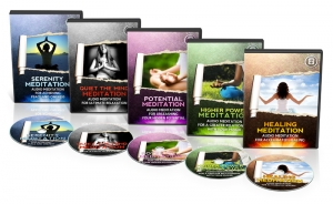 Guided Meditation Series (5 Audio-Books)
